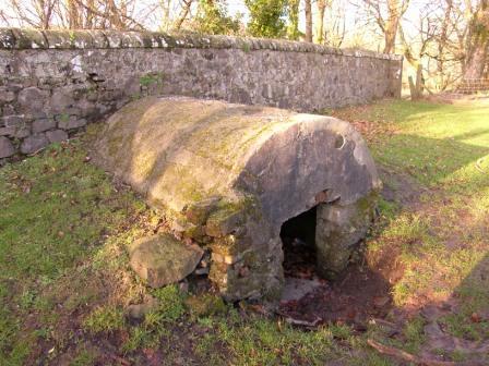 Mugdock Castle AndersonShelter