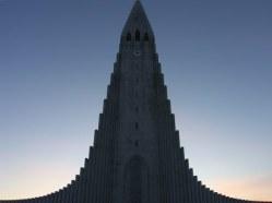 Hallgrimskirkja Church, Reykjavik