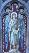 Mosaic Angel - Winchester Cathedral