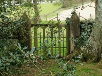 Churchyard Gate