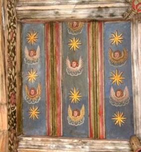 Rug Chapel Sanctury Ceiling