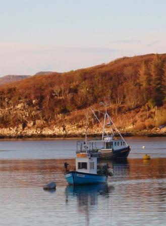 Wester Ross Fishing Boats