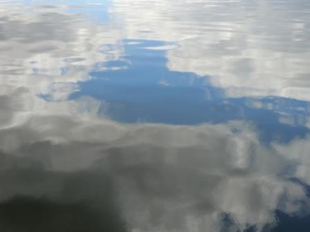 On Reflection It Is Cloudy
