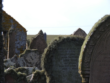 St Mary's Auld Kirk, South Ronaldsay