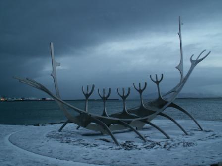 Solfar, Reykjavík