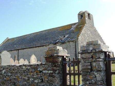 St Mary's Auld Kirk