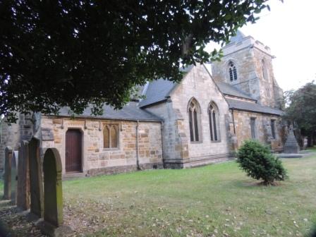 All Saints Waltham