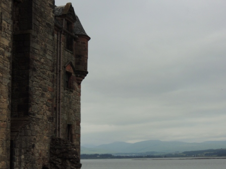 Newark Castle over to Argyll