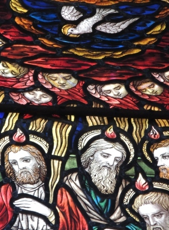 Pentecost Angels - Beverly Minster