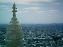 Paris from Sacre Coeur
