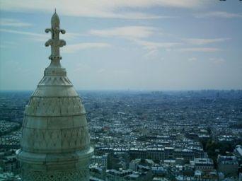 Paris from Sacre Coeur