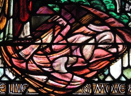 Elizabeth and John the Baptist