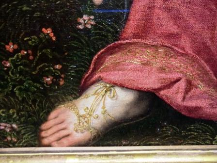 Mary's Sandal