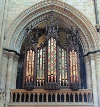 Merry Organ - Beverly Minster