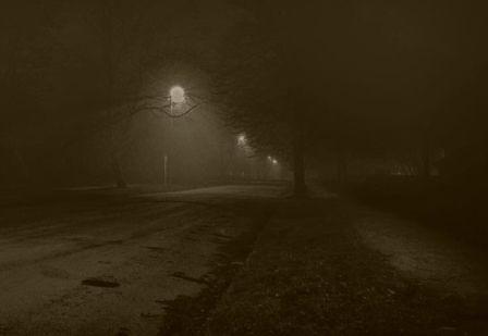 Avenue of Lost Souls © Dez Green