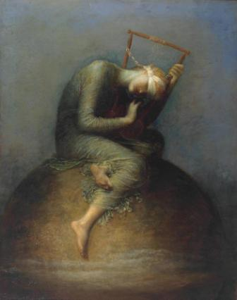 Hope 1886 George Frederic Watts 1817-1904 Presented by George Frederic Watts 1897 http://www.tate.org.uk/art/work/N01640