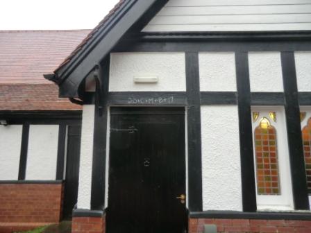 chalking-the-lintel-2017-back-door